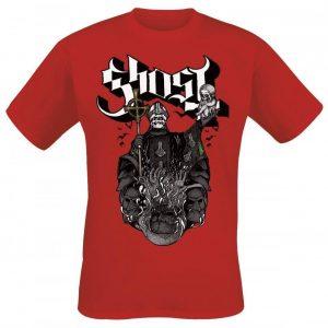 Ghost Chalice T-paita