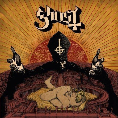 Ghost - Infestissumam (Coloured vinyl)
