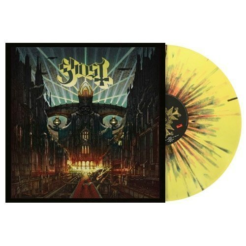Ghost - Meliora - Limited Yellow/Black Vinyl