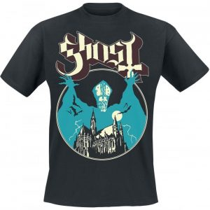 Ghost Opus T-paita