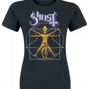 Ghost Popestar Naisten T-paita