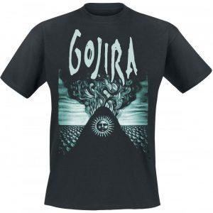 Gojira Elements T-paita