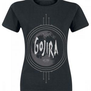 Gojira One Planet Naisten T-paita