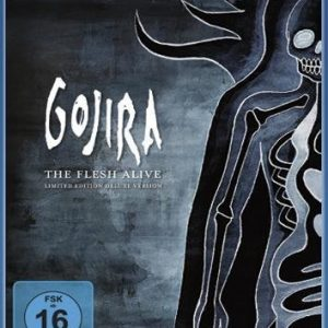 Gojira The Flesh Alive Blu-Ray