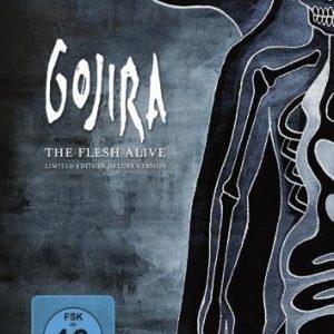 Gojira The Flesh Alive DVD