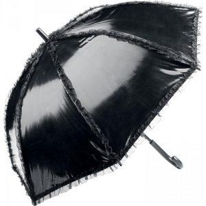 Gothicana By Emp Varnish Umbrella Päivänvarjo