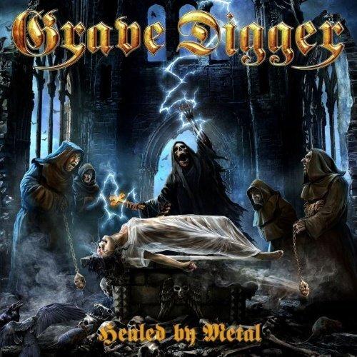 Grave Digger - Healed By Metal (Digipak)