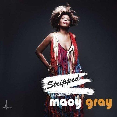Gray Macy - Stripped