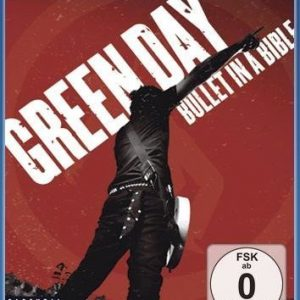 Green Day Bullet In A Bible Blu-Ray