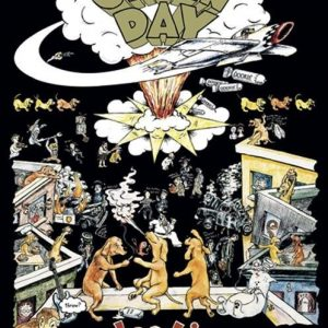 Green Day Dookie Seinälippu 100% Polyesteria