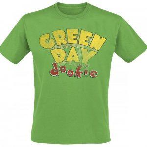 Green Day Dookie T-paita
