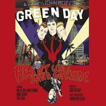 Green Day Heart Like A Grenade DVD