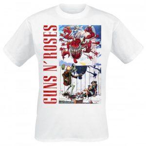 Guns N' Roses Appetite Attack T-paita