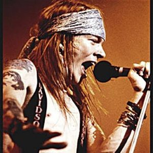 Guns N' Roses Axel Rose Juliste Paperia