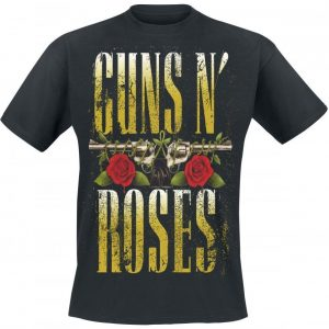Guns N' Roses Big Guns T-paita