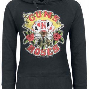 Guns N' Roses Cards Naisten Huppari