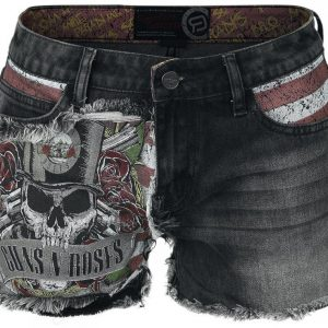 Guns N' Roses Emp Signature Collection Hotpantsit