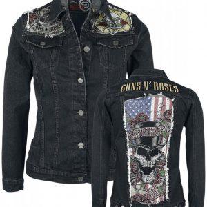 Guns N' Roses Emp Signature Collection Naisten Farkkutakki