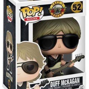 Guns N' Roses Gn'r Duff Mckagan Vinyl Figure 52 Funko Pop! Vinyyliä