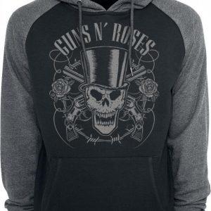 Guns N' Roses Skull And Pistols Huppari