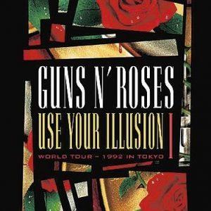Guns N' Roses Use Your Illusion Vol.I DVD