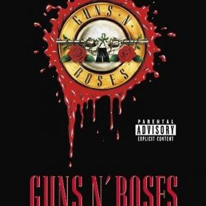 Guns N' Roses Welcome To The Videos DVD