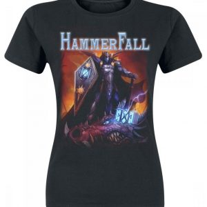Hammerfall Hammer High Naisten T-paita