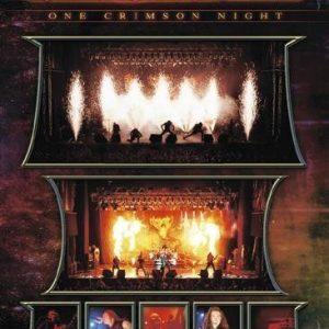 Hammerfall One Crimson Night DVD