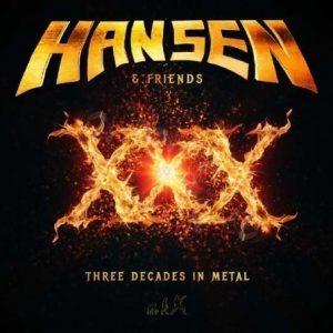 Hansen Kai - XXX - Three Decades In Metal