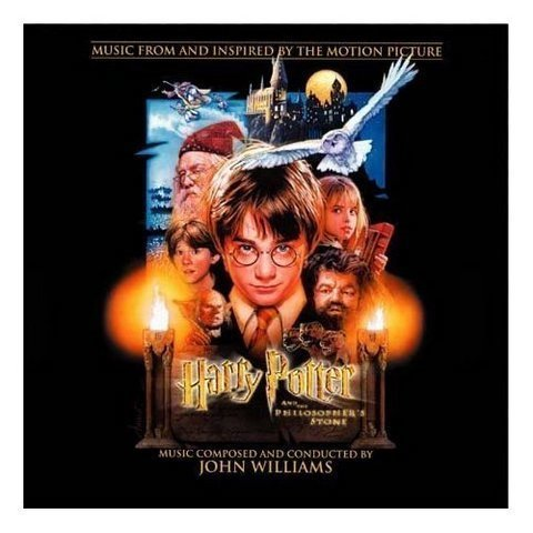 Harry Potter and The Philosopher's Stone (2CD)