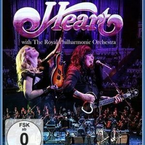 Heart Live At The Royal Albert Hall Blu-Ray