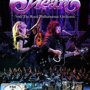 Heart Live At The Royal Albert Hall DVD