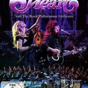 Heart Live At The Royal Albert Hall DVD
