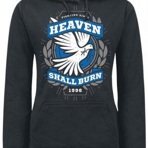 Heaven Shall Burn Dove Naisten Huppari