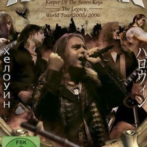 Helloween Live On 3 Continents DVD