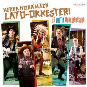 Herra Heinämäen Lato-orkesteri - 15 Vuotta Munkkipossuna
