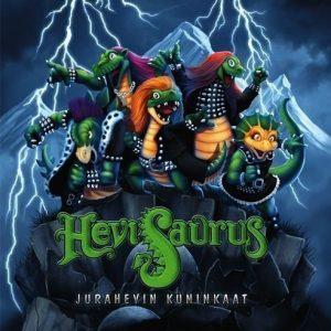 Hevisaurus - Jurahevin kuninkaat