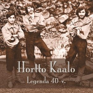 Hortto Kaalo - Legenda 40-V (2CD)