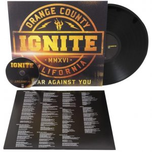 Ignite A War Against You LP