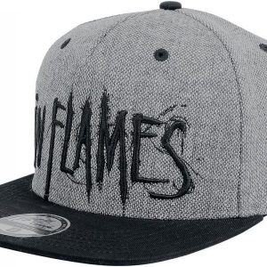 In Flames Logo Lippis
