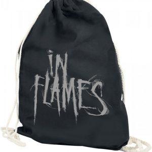 In Flames Logo Treenikassi