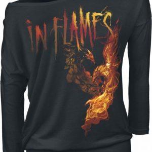 In Flames Phoenix Pitkähihainen Paita