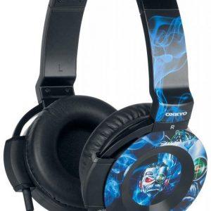 Iron Maiden Ed-Phones Kuulokkeet Musta