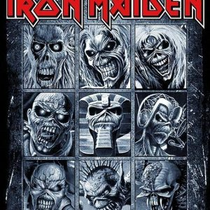 Iron Maiden Eddies Juliste