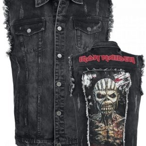 Iron Maiden Emp Signature Collection Liivi