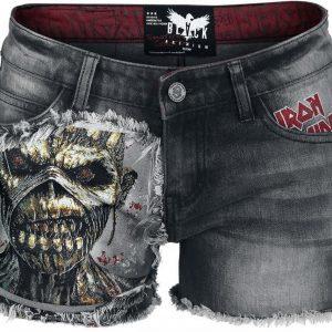 Iron Maiden Emp Signature Collection Naisten Shortsit
