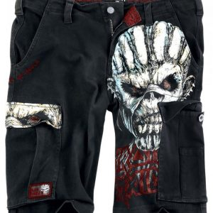 Iron Maiden Emp Signature Collection Shortsit