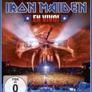 Iron Maiden En Vivo Blu-Ray