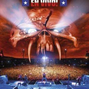 Iron Maiden En Vivo DVD