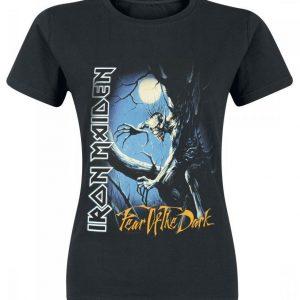 Iron Maiden Fear Of The Dark T-paita
